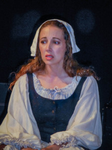 Jennifer Cannon in Abigail/1702