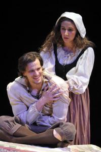 Ross Hellwig & Jennifer Cannon in Abigail/1702