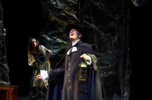 Jennifer Cannon & Kevin Bailey in ABIGAIL/1702