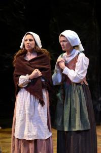 Jennifer Cannon & Michelle Holmes in Abigail/1702