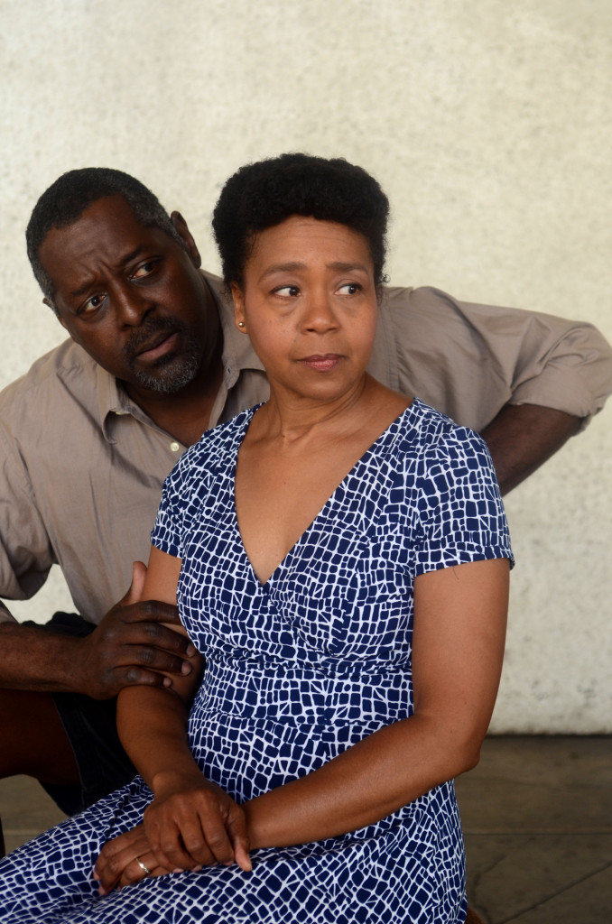 Michael A. Shepperd & Karole Foreman in August Wilson's Fences
